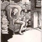 Lire près du feu