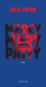 Couverture de Mercy Mary Patty