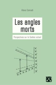 Couverture de Les angles morts d'Alexa Conradi.