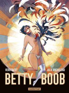 Couverture de Betty Boob de Véro Cazot et Julie Rocheleau